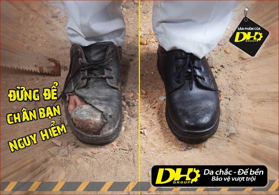giày công trường HD-group